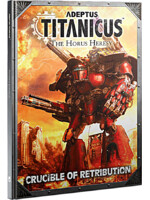 Kniha W40k Adeptus Titanicus: Crucible of Retribution