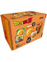 Dárkový set Dragon Ball Z - hrnek, sklenice, podtácky