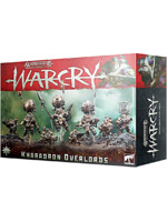 W-AOS: Warcry - Kharadron Overlords (8 figurek)
