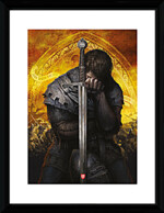 Zarámovaný plakát Xzone Originals - Kingdom Come: Deliverance