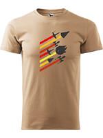 Tričko Xzone Originals - Squadrons (velikost XL)