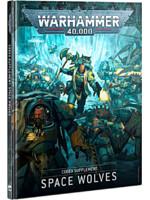 Levně Kniha W40k: Codex: Space Wolves (2020)