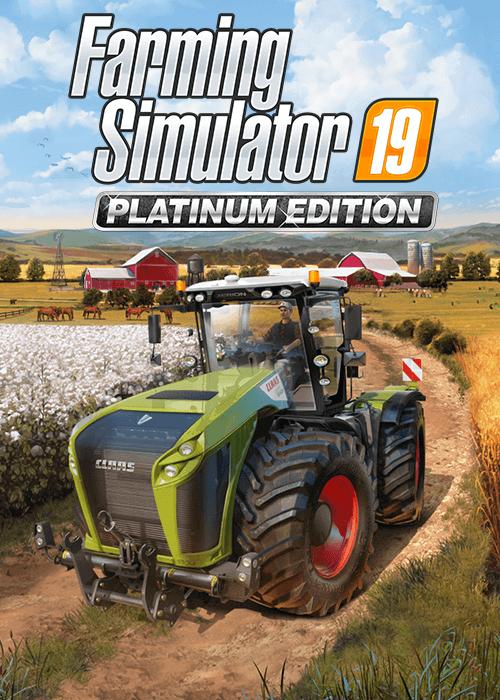 Farming Simulator 19 (Platinum Edition ) +