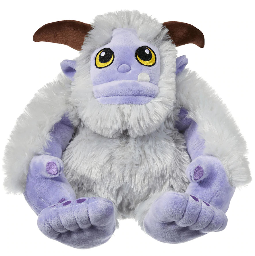 Plyšák World of Warcraft - Baby Yeti (PC)
