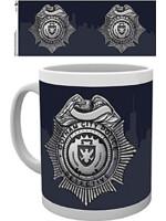 Hrnek Batman - Gotham Police Badge