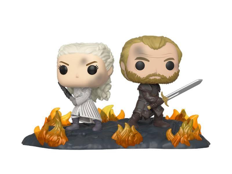 Figurka Game of Thrones - Daenerys and Jorah (Funko POP! Game of Thrones 86)