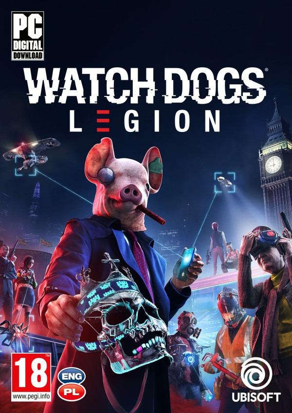 Watch Dogs: Legion (PC DIGITAL) (DIGITAL)