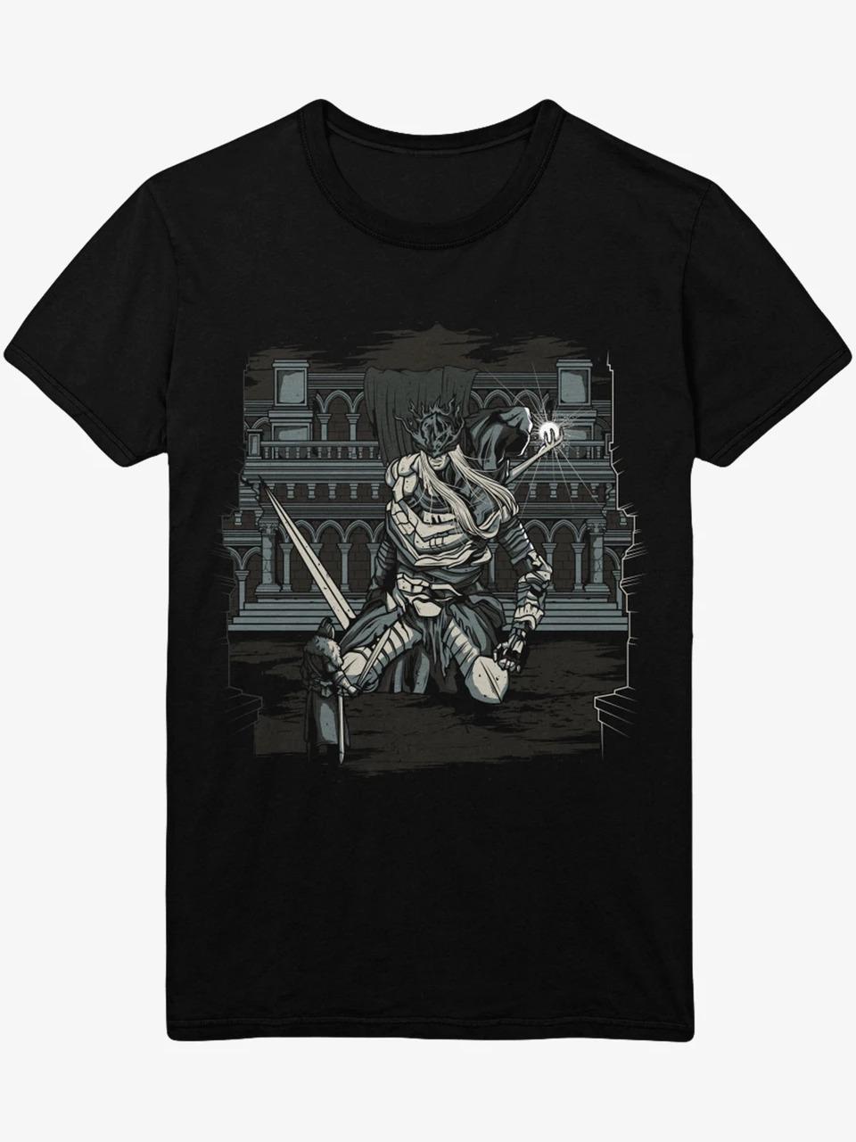 Tričko Dark Souls - Prince Lothric (velikost L)