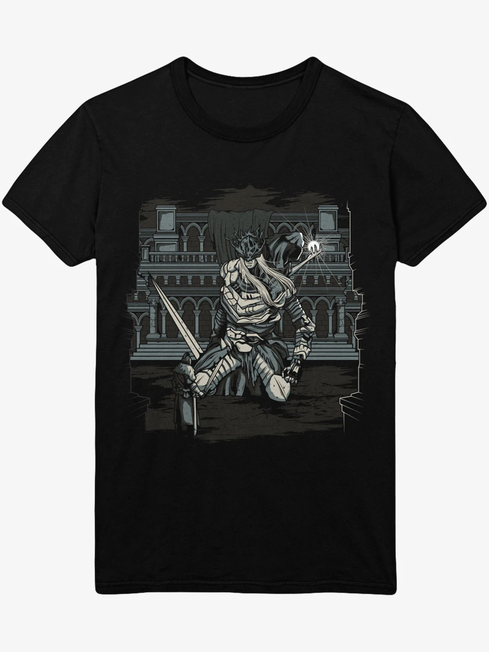 Tričko Dark Souls - Prince Lothric (velikost XL)