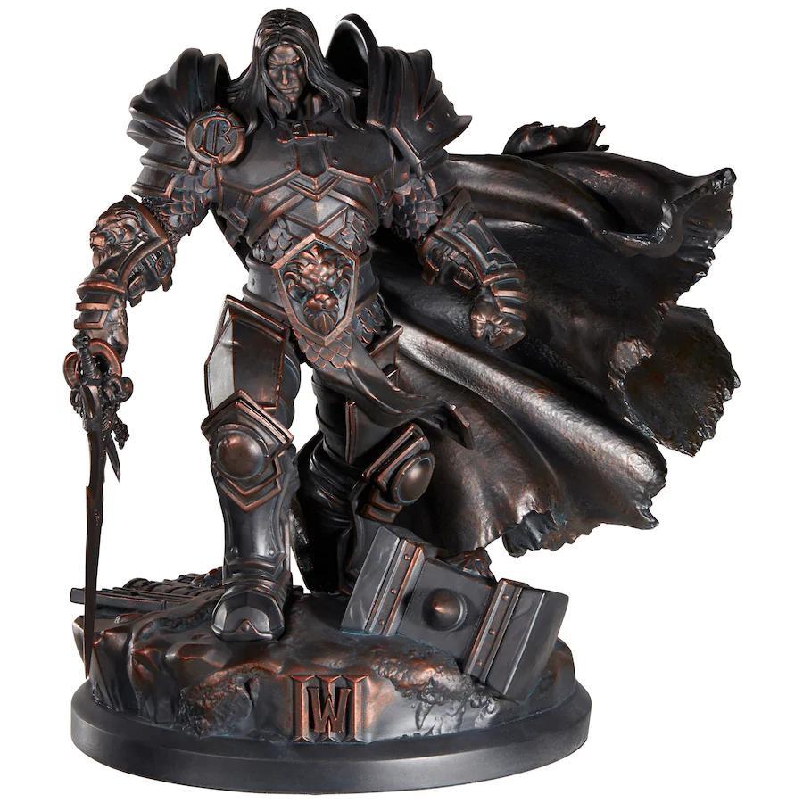 Figurka Warcraft 3 - Prince Arthas Commemorative Statue