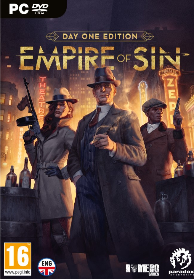 Empire of Sin - Day One Edition (PC)
