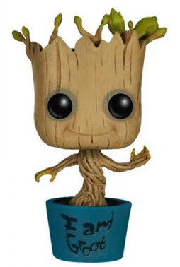 Figurka Guardians of the Galaxy - Dancing Groot Special Edition (Funko POP! Marvel 65) (PC)