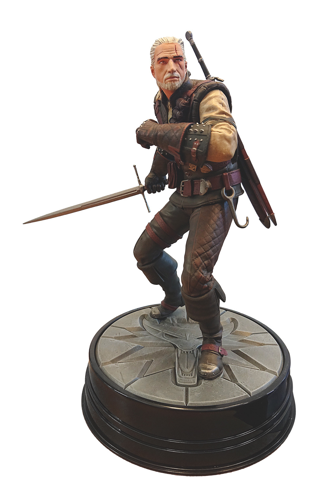 Figurka Zaklínač 3 - Geralt Manticore (PC)