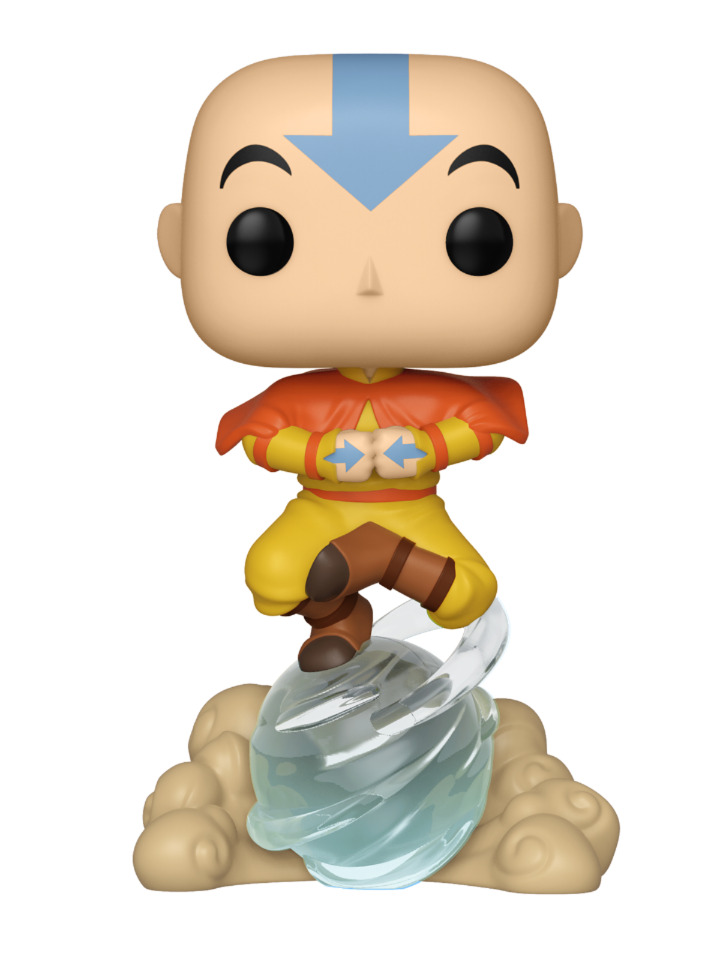 Figurka Avatar: The Last Airbender - Aang on Air Bubble (Funko POP! Animation 541) (PC)