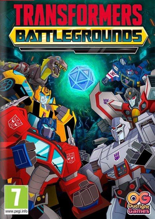 Transformers: Battlegrounds +