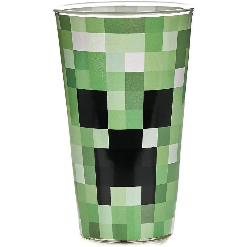 Sklenice Minecraft - Creeper (PC)