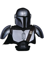 Busta Star Wars: The Mandalorian - Mandalorian Beskar Armor (Gentle Giant)