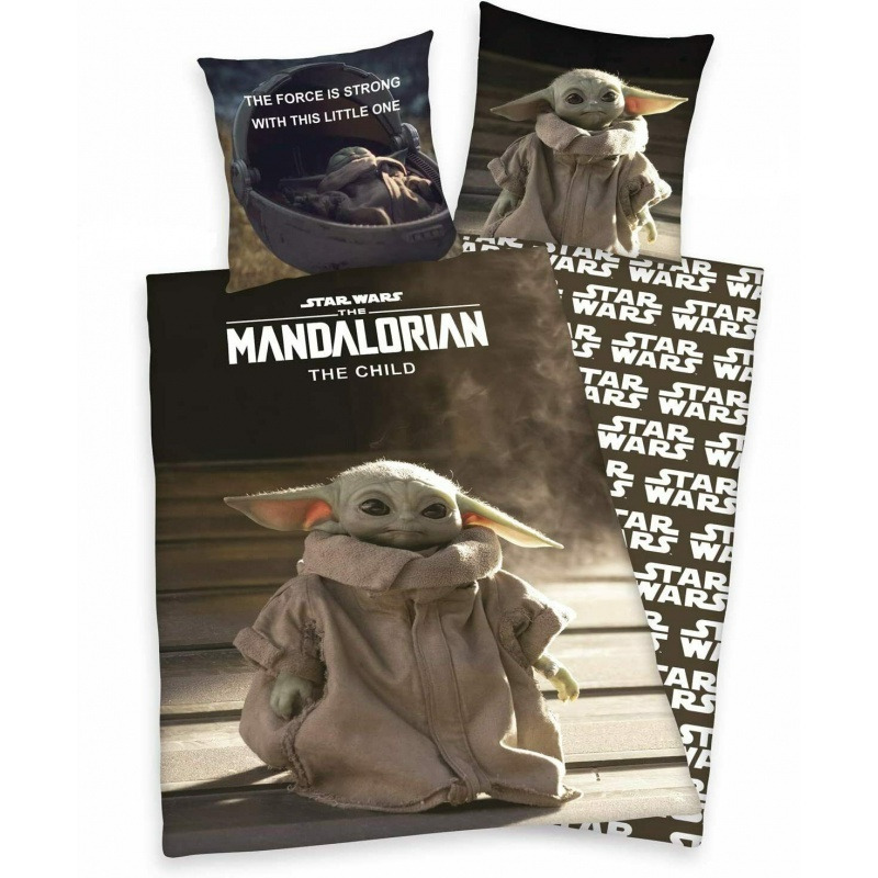 Povlečení Star Wars: Tha Mandalorian - The Child (PC)