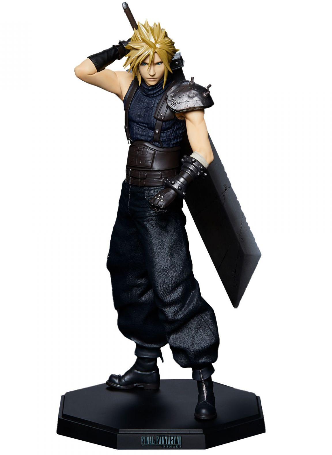 Figurka Final Fantasy VII Remake - Cloud Strife (PC)