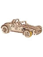 Stavebnice - Roadster (dřevěná)