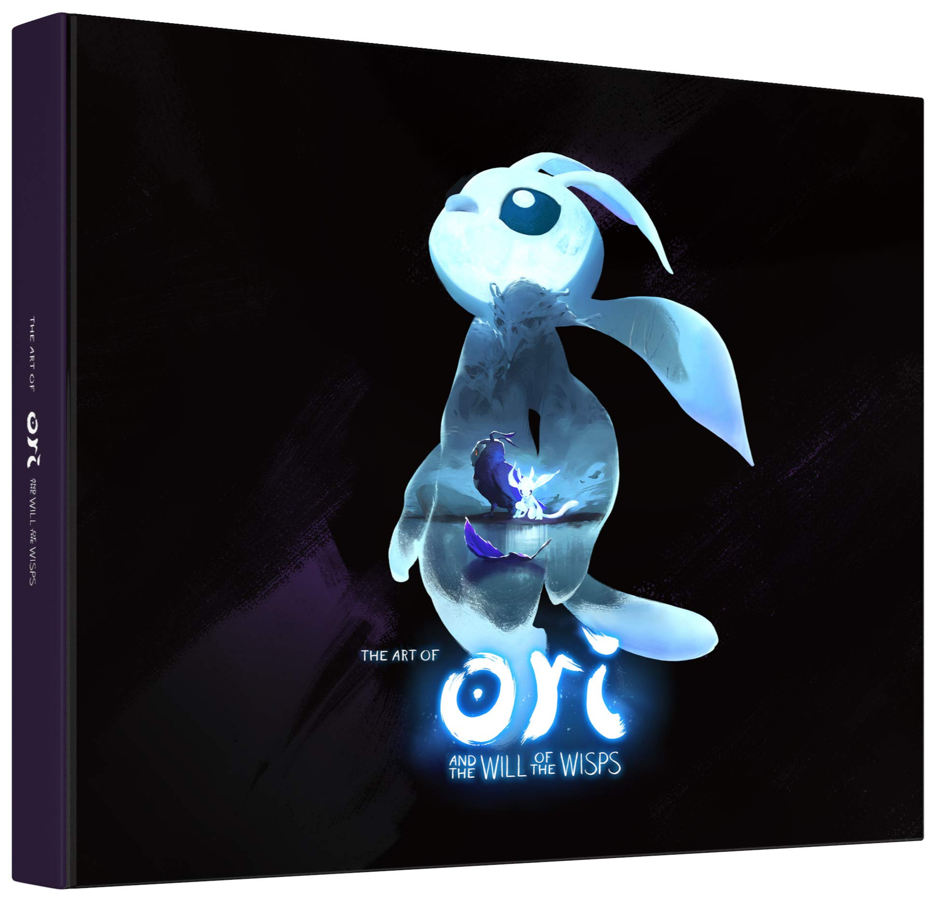 Kniha The Art of Ori and the Will of the Wisps (PC)