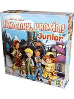 Desková hra Jízdenky, prosím! Junior
