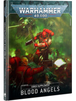 Kniha W40k: Codex: Blood Angels (2020)