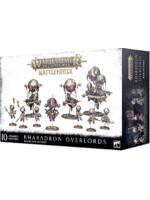 W-AOS: Kharadron Overlords Barak-Nar Skyfleet (10 figurek)