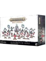 W-AOS: Gloomspite Gitz Fungal Loonhorde (22 figurek)