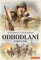 Desková hra Odhodlání: Normandie