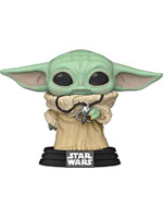 Figurka Star Wars: The Mandalorian - The Child with Necklace (Funko POP! Star Wars 398)