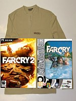 Far Cry + Far Cry 2 + tričko (PC)