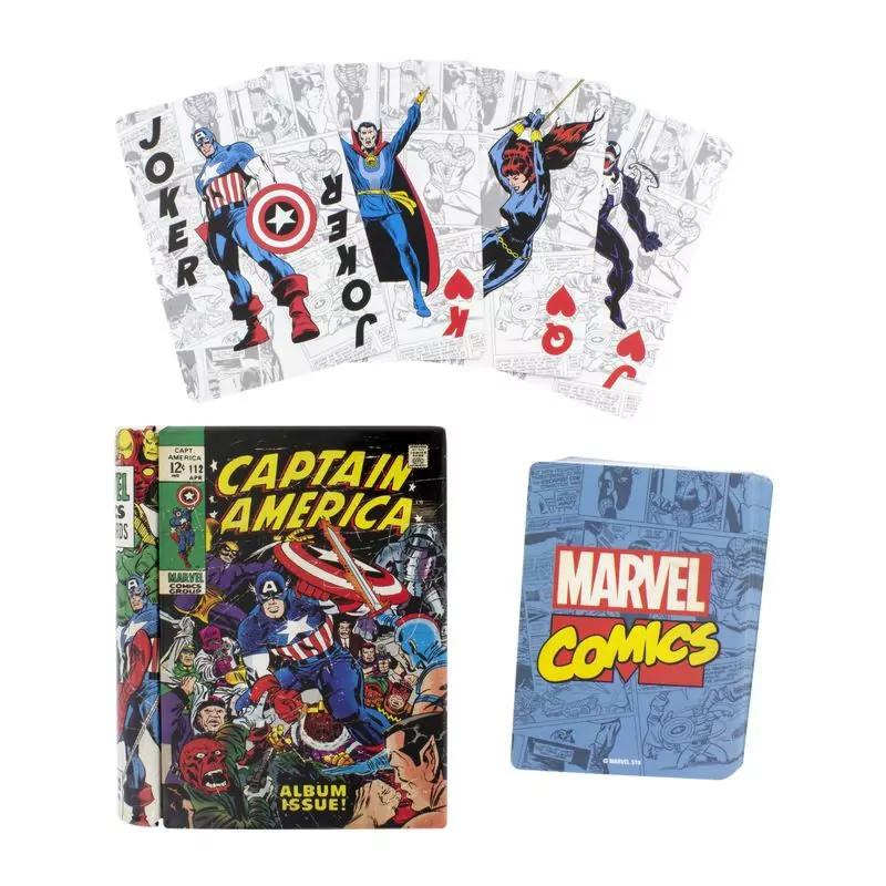 Hrací karty Marvel - Comic Book