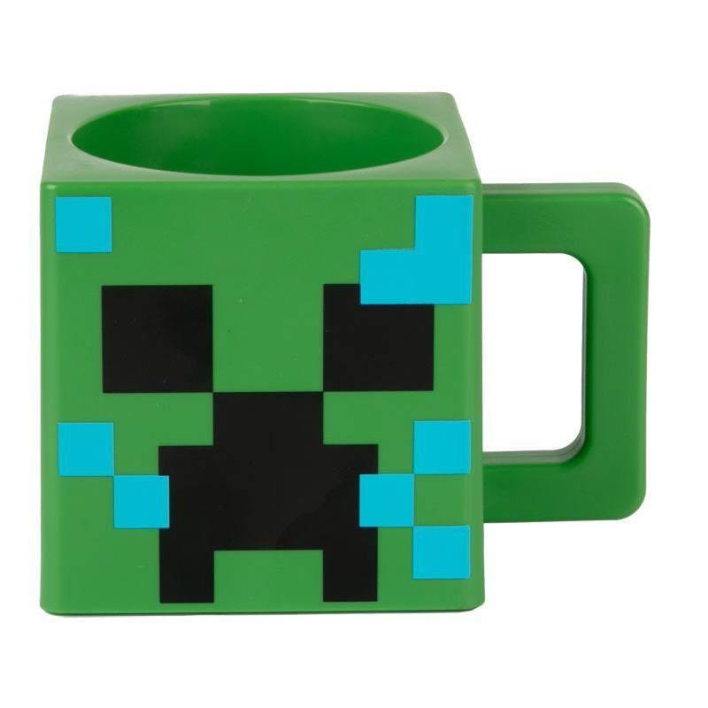 Hrnek Minecraft - Electrified Creeper