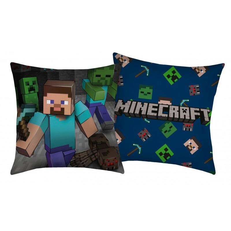 Polštář Minecraft - Steve