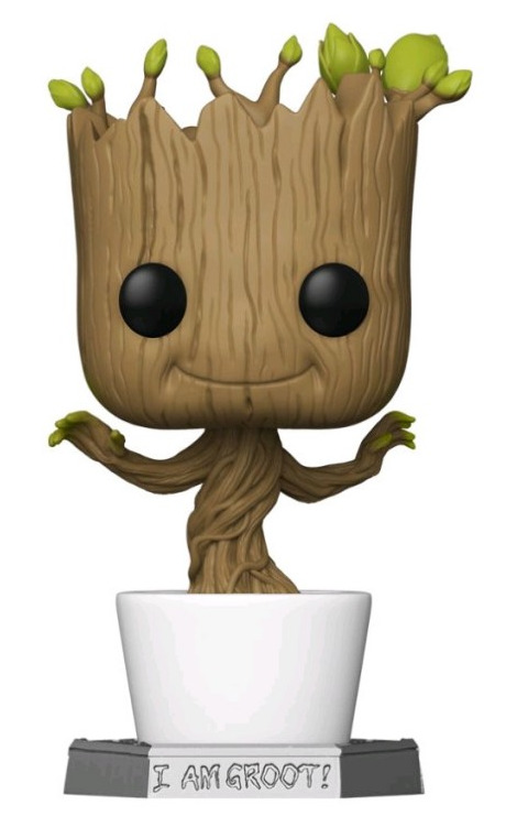 Figurka Guardians of the Galaxy - Dancing Groot (Funko Super Sized POP! Marvel 01) (PC)