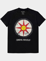 Tričko Dark Souls - Solaire Shield