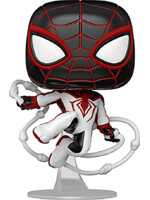 Figurka Spider-Man - Miles Morales Track Suit (Funko POP! Games)