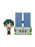 Figurka My Hero Academia - U.A. High School with Izuku Midorya (Funko POP! Town 4)