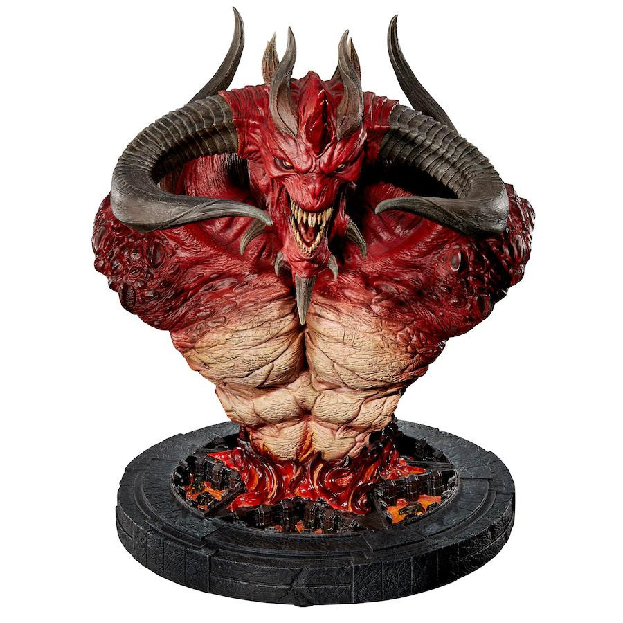Figurka Diablo - Lord of Terror Busta