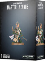 W40k: Dark Angels: Master Lazarus (1 figurka)