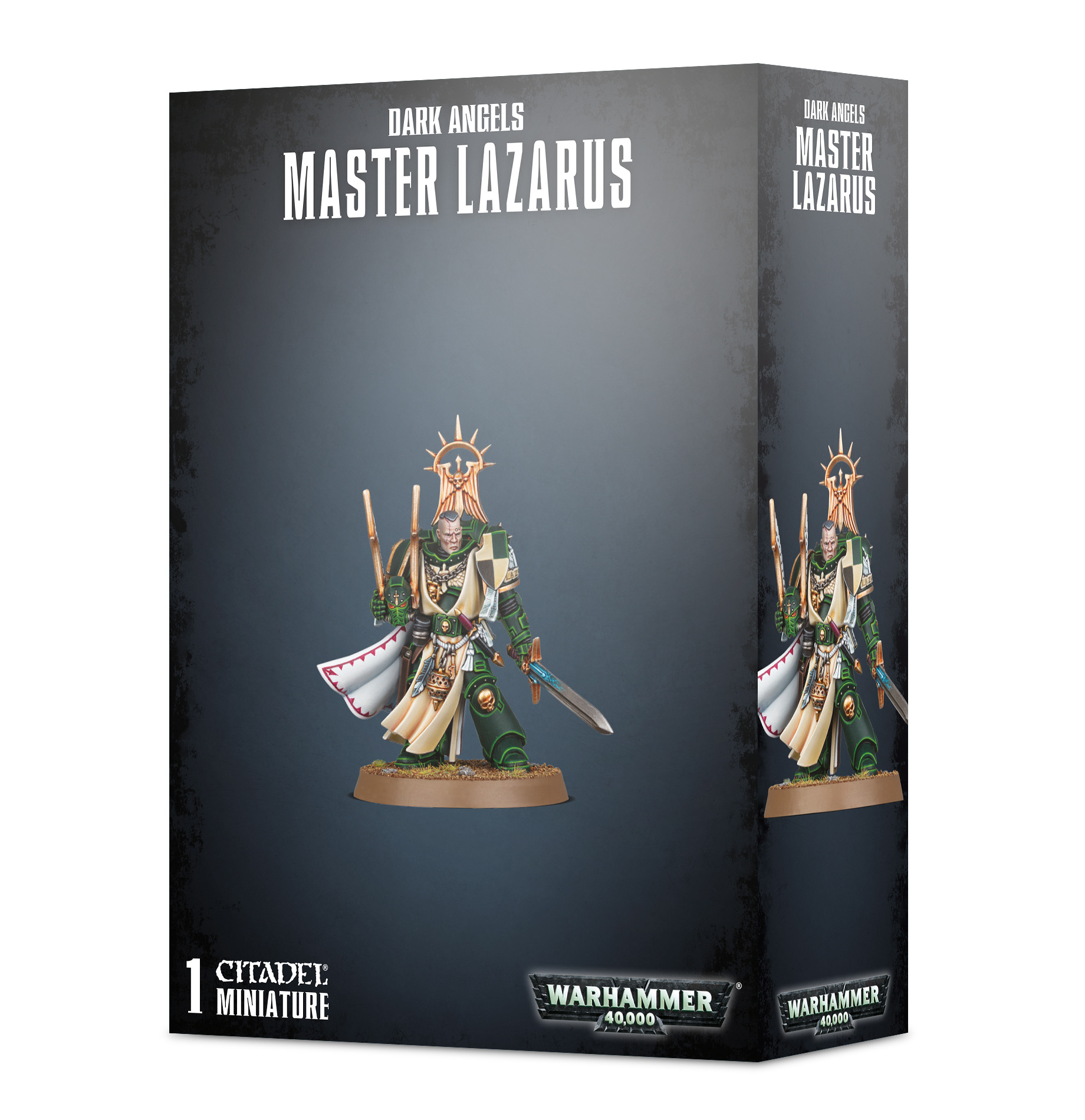 W40k: Dark Angels: Master Lazarus (1 figurka) (PC)