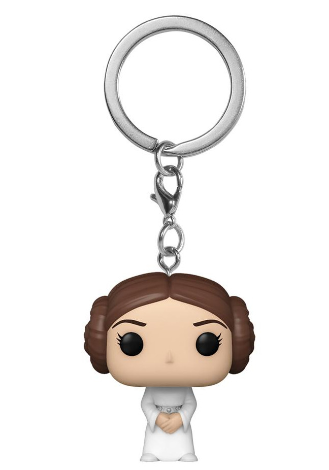 Klíčenka Star Wars - Princess Leia (Funko) (PC)