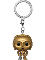 Klíčenka Star Wars - C-3PO (Funko)