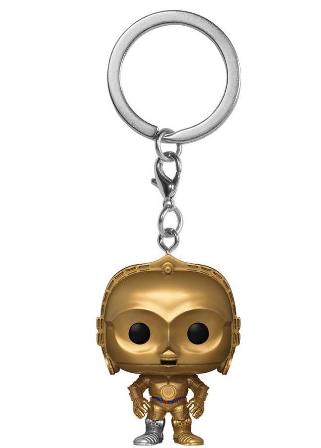 Klíčenka Star Wars - C-3PO (Funko) (PC)