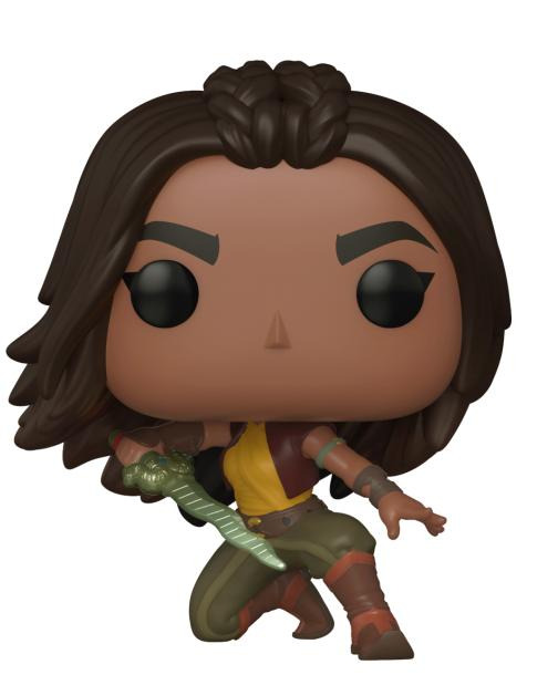 Figurka Raya and the Last Dragon - Raya Warrior Pose (Funko POP!)