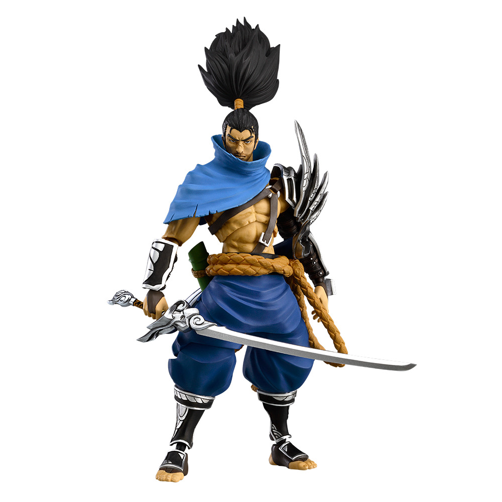 Figurka League of Legends - Yasuo (Figma) (PC)