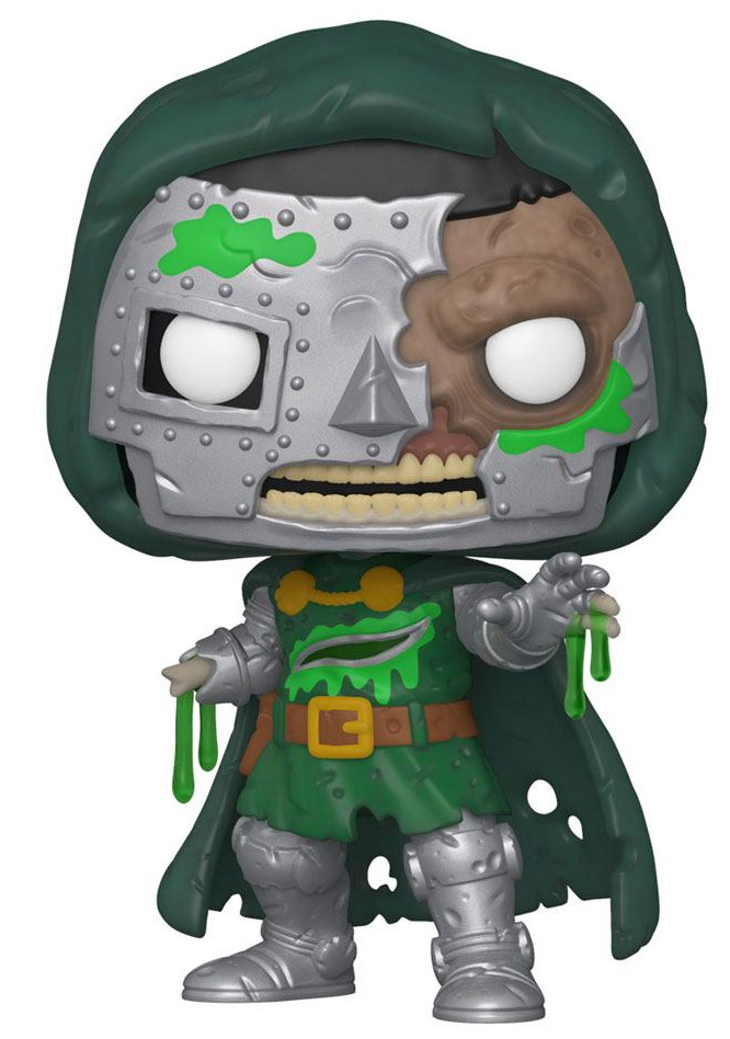 Figurka Marvel Zombies - Dr. Doom (Funko POP! Marvel 789)