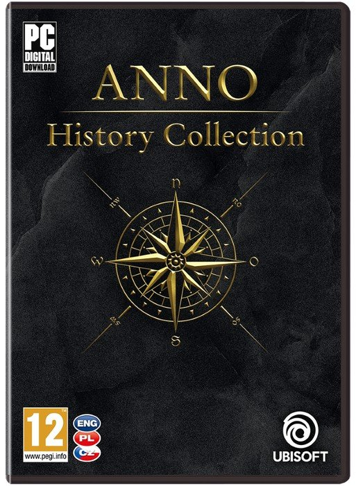 Anno History Collection (PC) Uplay +