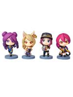 Figurka League of Legends - K/DA Team Set